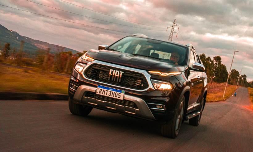 Avaliação: de cara nova, Fiat Toro 2022 também ficou mais tecnológica