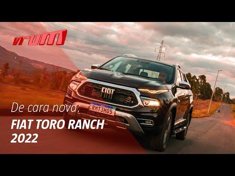 Tudo sobre a nova Fiat Toro Ranch 2022