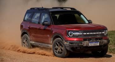 Já testamos o inédito Ford Bronco Sport, SUV médio que chega por R$ 256.900