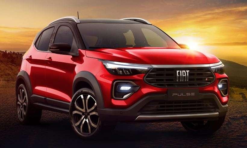 Após enquete, Fiat batiza seu novo SUV como Pulse. Modelo chega em setembro
