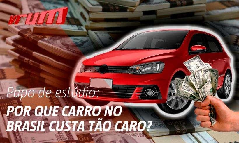Papo de Estúdio: entenda por que os carros estão tão caros no Brasil