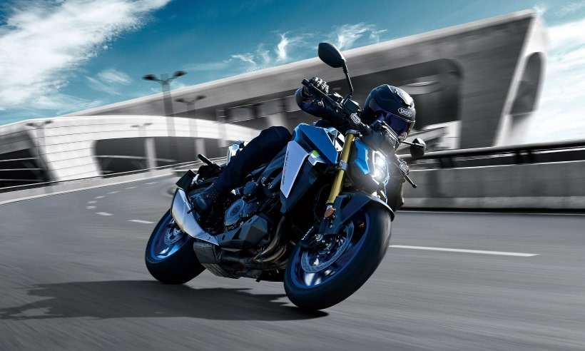 Suzuki GSX-S1000 2021: guerreira urbana com pouca carenagem e muito estilo
