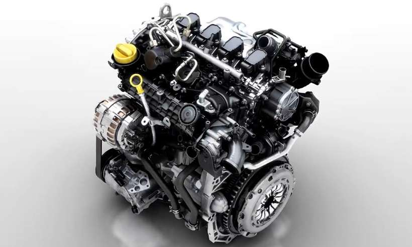 Motor 1.3 turbo que equipará o Renault Captur 2022 tem 170cv de potência