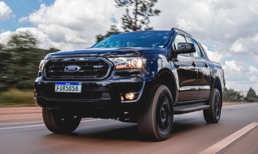 Ford Ranger Black 2.2 turbodiesel: belo visual, mas merecia mais conteúdo