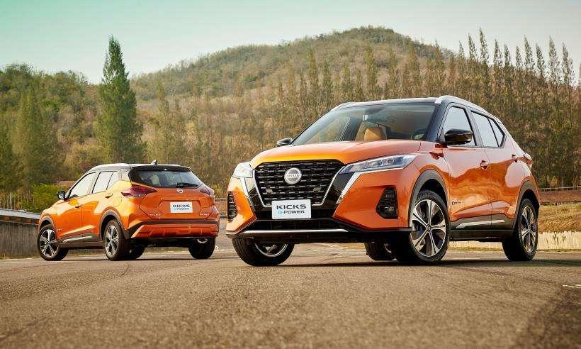 Nissan confirma que vai trazer dois modelos híbridos leves para o Brasil