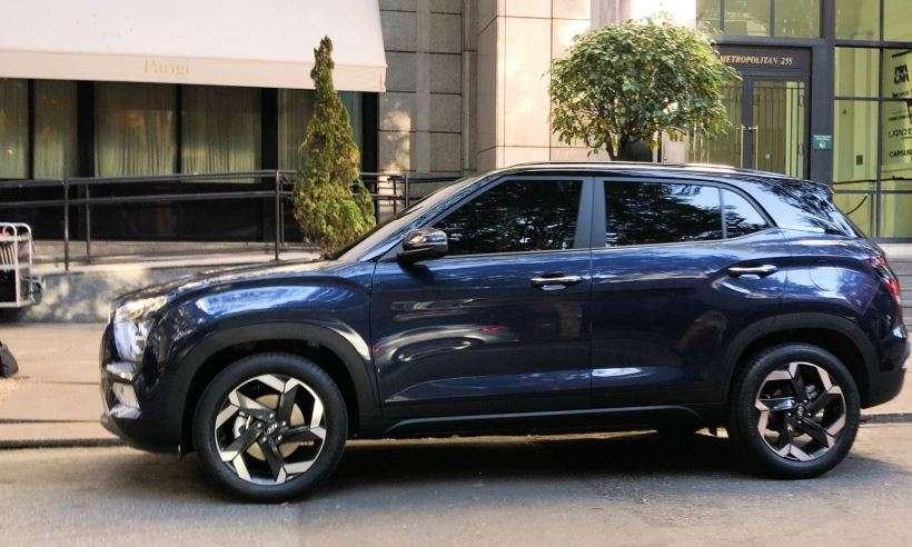Hyundai divulga imagens do novo Creta, que deverá ser lançado no fim do ano