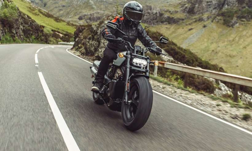 Harley-Davidson relança a Sportster S 1250, com motor Revolution Max