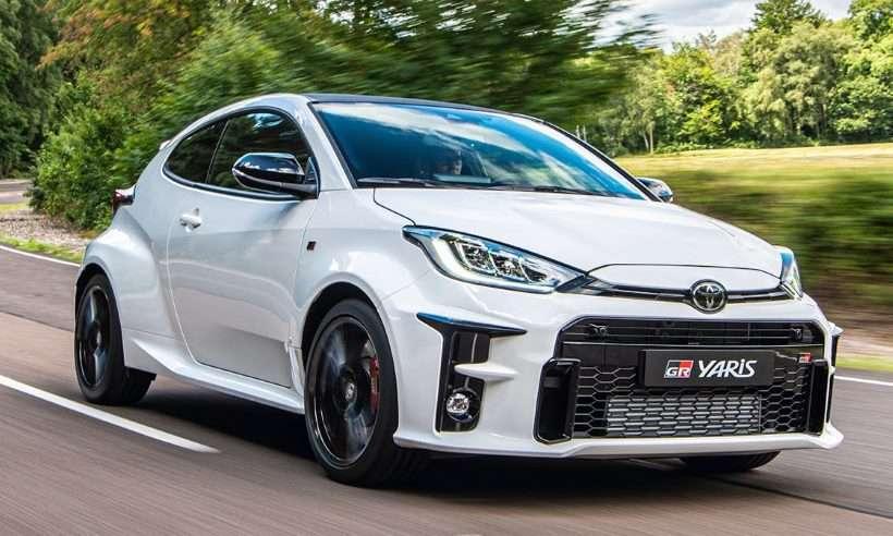 Toyota inicia as vendas do esportivo GR Yaris de 261cv, mas na Argentina