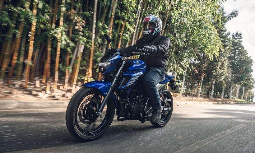 Modelo 2022 da Yamaha Fazer 250 traz novidades visuais, mas mantém motor