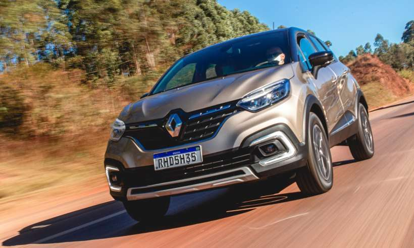 Renault Captur 1.3 Iconic tem bom desempenho, mas o preço é desanimador