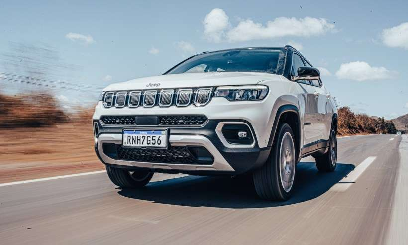 Confira como o Jeep Compass a diesel se sai frente aos novos concorrentes