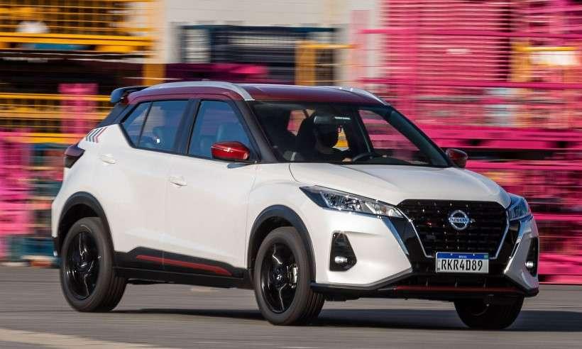 Nissan lança Kicks XPlay, versão com adereços esportivos, por R$ 122.990