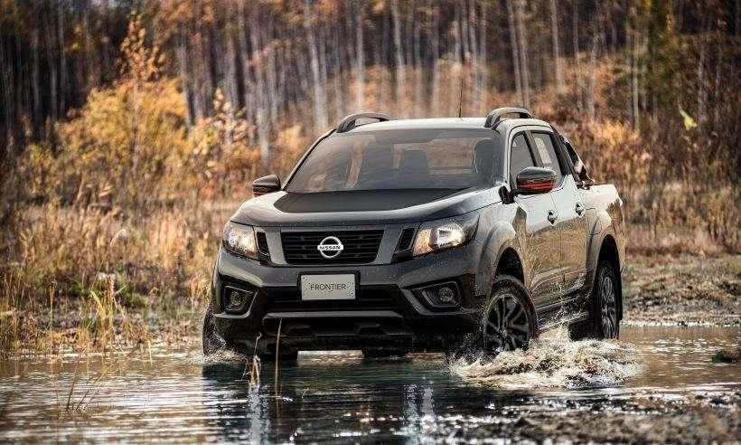 Nissan lança edição limitada da Frontier X-Gear, vendida por R$ 251.990