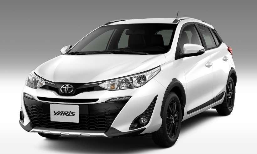 Toyota lança serviço de assinatura de veículos no Brasil a partir de amanhã