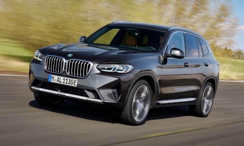Novo BMW X3 chega ao Brasil em três versões híbridas a partir de R$ 399.950