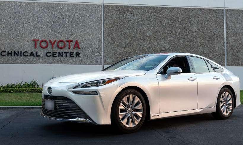 Saiba como o Toyota Mirai rodou 1.360 km com apenas um tanque de hidrogênio