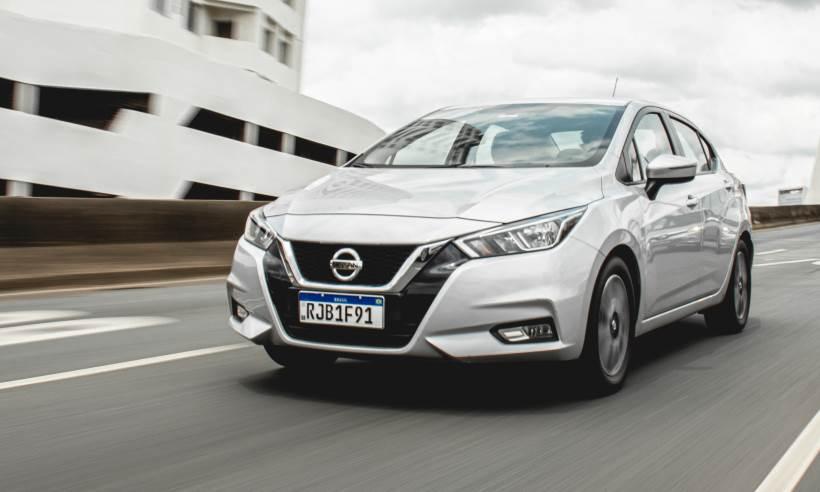 Nissan Versa precisa aprimorar custo-benefício para derrubar concorrentes