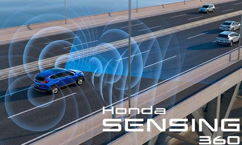 Curte tecnologia? Conheça os novos recursos autônomos de segurança da Honda