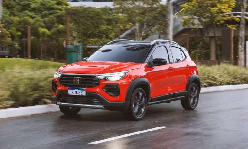 Fiat Pulse chega no segmento dos SUVs compactos, a partir de R$ 79.990