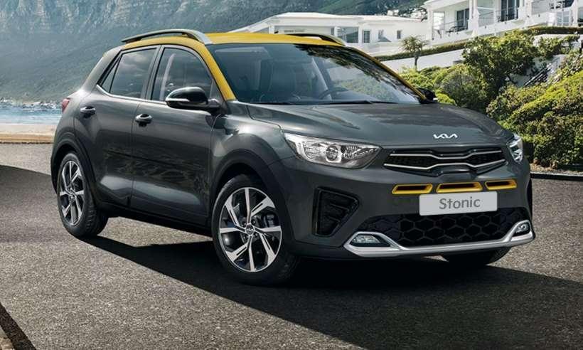 Kia inicia pré-venda do Stonic, SUV compacto híbrido que chega em novembro